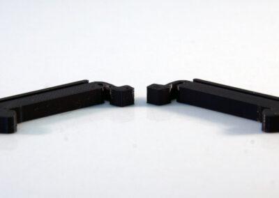 UNIWERSALNY UCHWYT NA SZYNĘ DIN 35mm