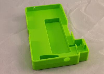 druk w technologii FFF/DDM - Obudowa dla telefonu GSM Sony Xperia Z3 Compact, przystosowana do pracy z modułem mikrokontrolera CC1111EMK868-915 połączonego kablem OTG USB