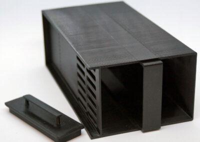 akwarystyka - kosz na media filtracyjne druk 3d