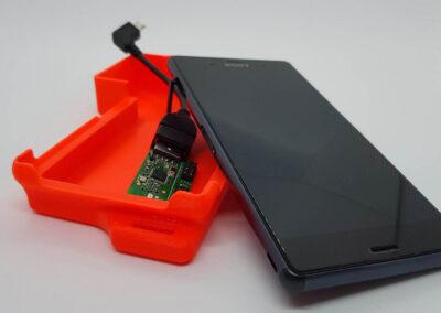 Obudowa telefonu Sony Xperia Z3 dla użytkowników systemu Nightscout