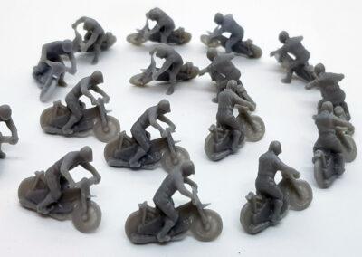 żużlowiec - figurka kolekcjonerska DLP