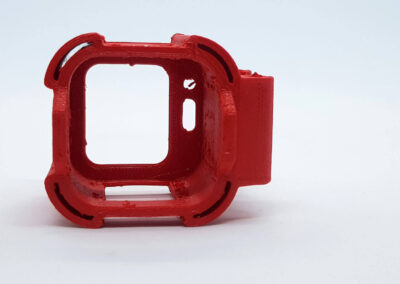 TPU wydruk 3d usługi Uchwyt kamery - Dron FVP
