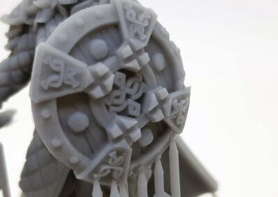 usługi druku 3d - figurki