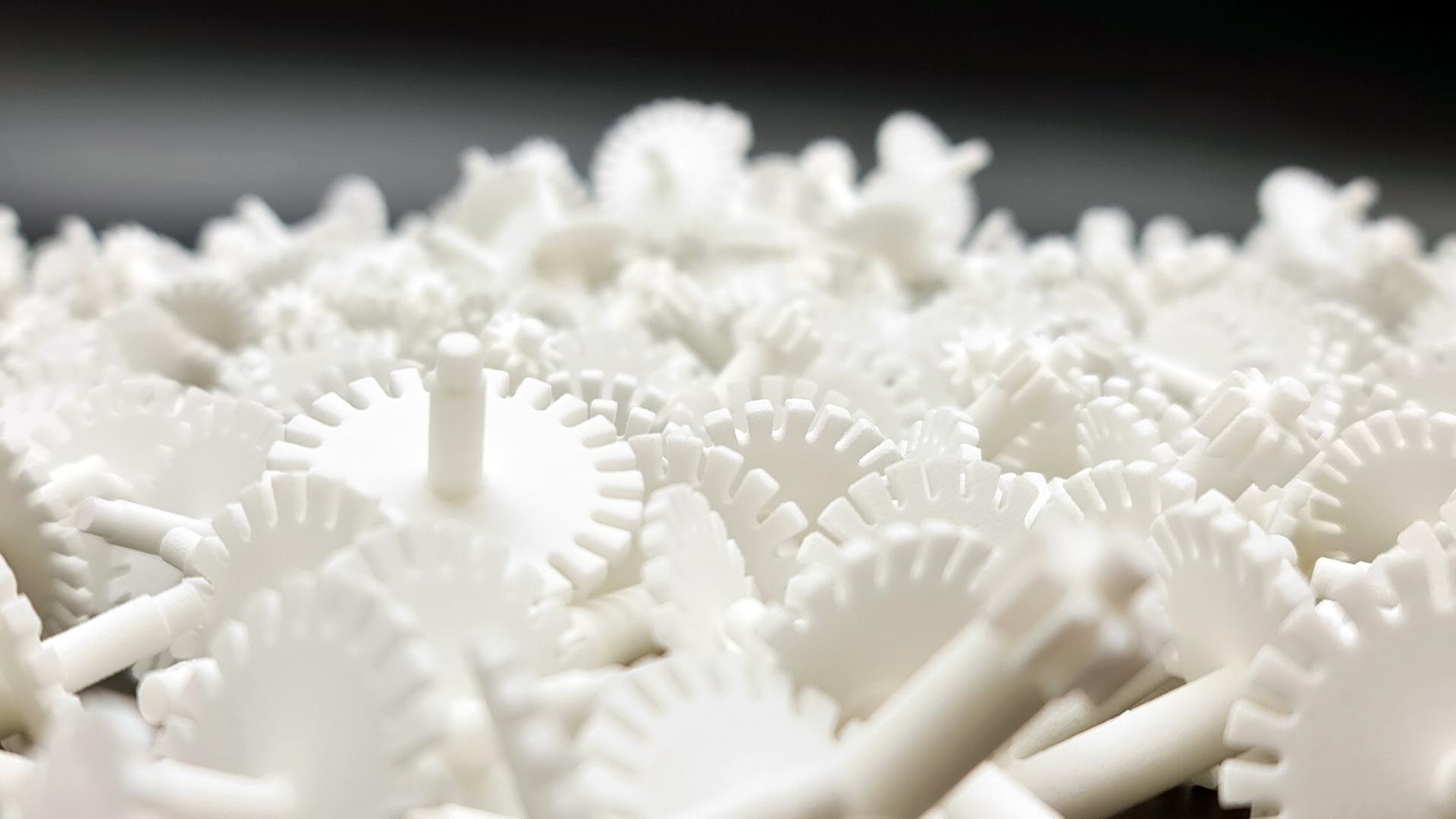 usługi druku 3d - druk 3d SLS dla przemysłu